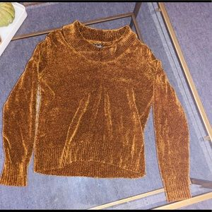 Rafaella Bronze Sweater